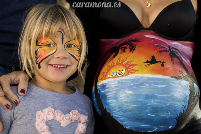 belly paint barcelona